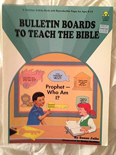 9781564170033: Bulletin Boards to Teach the Bible