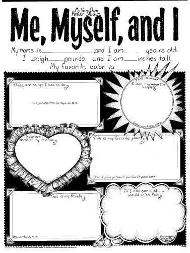 About Me, Myself, and I: School Specialty Publishing
