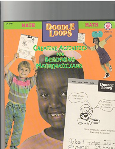 9781564178428: Math Doodle Loops: Creative Activities for Beginning Mathematicians