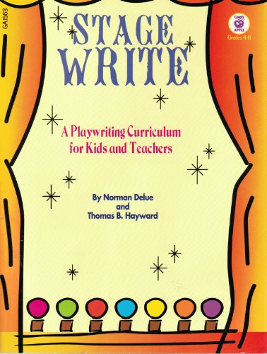 Stage Write: Playwriting Curriculum for Kids