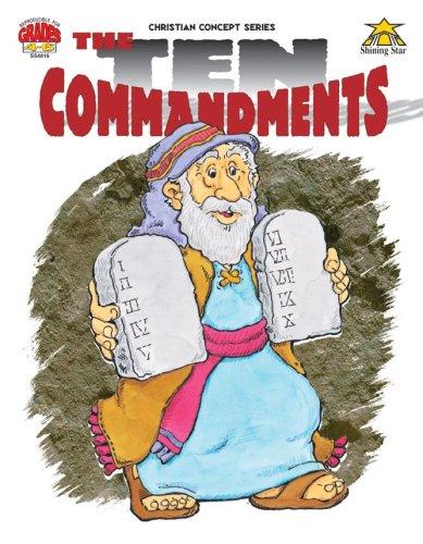 9781564179302: The Ten Commandments Grades 4-6 (Christian Concept)