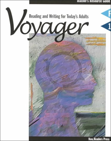 9781564201591: Voyager: Reading and Writing for Today's Adults, Teacher's Resource Guide F 1