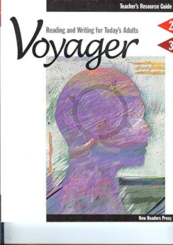 9781564201690: Voyager: Reading and Writing for Today's Adults, Teacher's Resource Guide 2-3