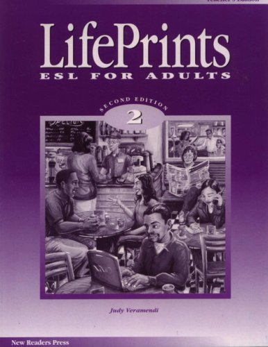 9781564203137: Lifeprints: ESL for Adults, 2nd Edition