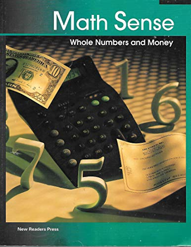 9781564203830: Math Sense: Whole Numbers and Money