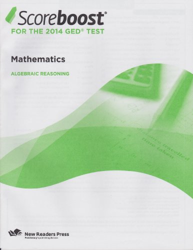 9781564204653: Scoreboost for the 2014 GED Test Mathematics
