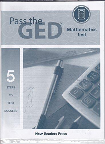 9781564204813: Pass the GED Math Test