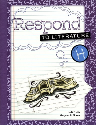 Respond to Literature Student Book - Level H