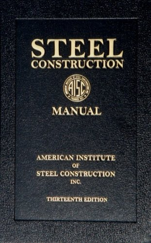 9781564240552: Steel Construction Manual, 13th Edition (Book)