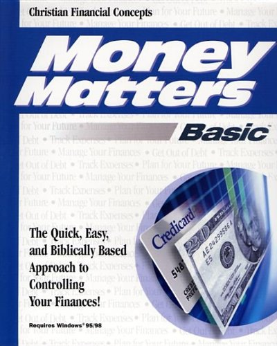 9781564270436: Money Matters Basic (Christian Financial Concepts)