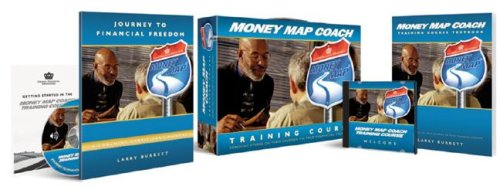 Money Map Coach Training Course [With 2 Workbooks and Map and CD (Audio) and Booklet] (1564271048) by Larry Burkett