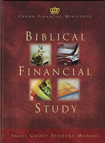 Financial Bible Study In-depth Version Lesson One