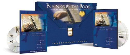 9781564271679: Business By the Book Independent Study (DVD Study/Kit)