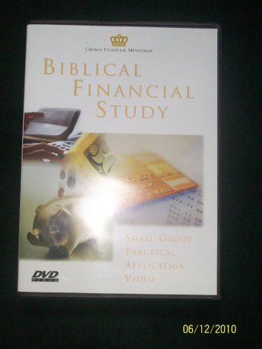 9781564271754: Biblical Financial Study Small Group Practical Application Video