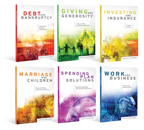 9781564272577: Moneylife Basics Set: Pocket-Sized Biblical Wisdom for Your Financial Questions