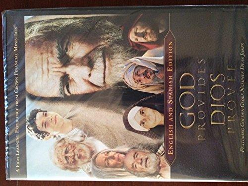 9781564272867: GOD PROVIDES - Dios Provee - English & Spanish Edition (DVD)