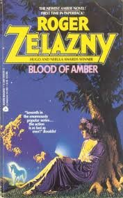9781564310422: Blood of Amber (Doubleday Science Fiction)