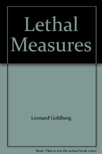 9781564312631: Lethal Measures