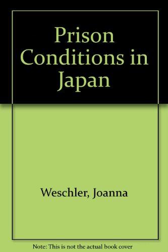 9781564321466: Japan: Prison Conditions