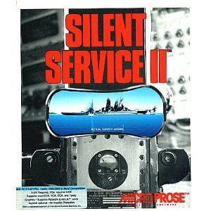Silent Service 2 C/Dos/Us: 74479, Platinum Series Cmskey