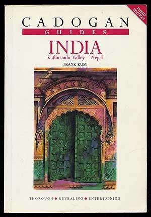 9781564400048: India (Cadogan Guides)