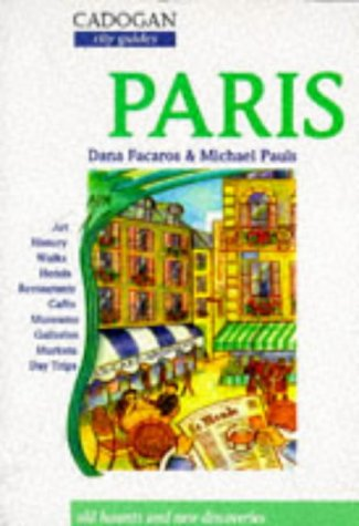 9781564400727: Paris (Cadogan City Guides)