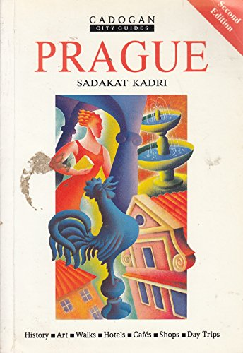 9781564401755: Prague (Cadogan City Guides)
