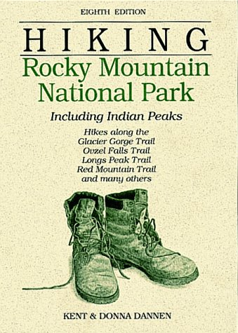 9781564403759: Hiking Rocky Mountain National Park: Including Indian Peaks