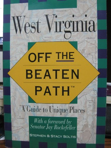 9781564406347: Off the Beaten Path - Virginia: A Guide to Unique Places