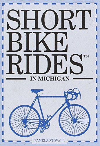 9781564406422: Short Bike Rides in Michigan