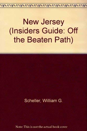 9781564406941: Off the Beaten Path - New Jersey: A Guide to Unique Places (Insiders Guide: Off the Beaten Path)