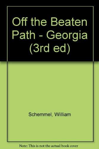 9781564408839: Off the Beaten Path - Georgia (3rd ed)