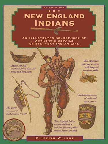 9781564409935: New England Indians (Illustrated Living History Series)