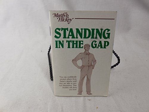 9781564411679: Standing In The Gap