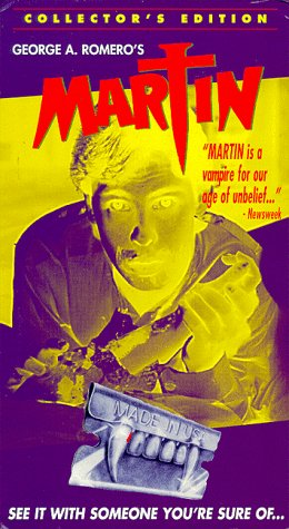 9781564425461: Martin (1978) Collector's Edition [VHS]
