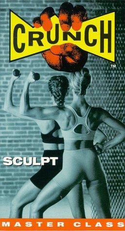 9781564425706: Crunch: Master Class Sculpt [VHS]