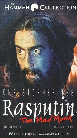 9781564427106: Rasputin:the Mad Monk [VHS]