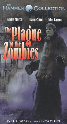 9781564427113: Plague of the Zombies [VHS]