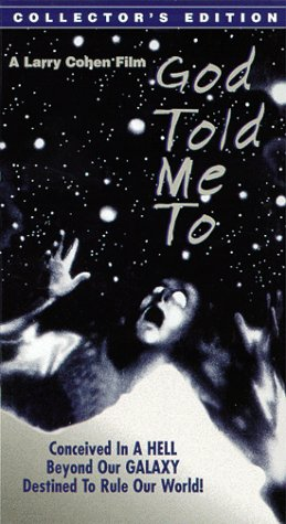 9781564427304: God Told Me to [VHS]