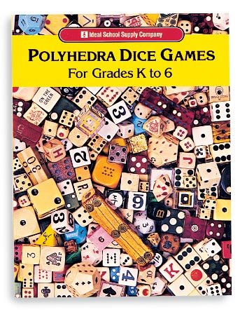9781564510624: Polyhedra Dice Games, Grades K-6