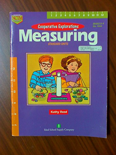 9781564510983: Cooperative Explorations: Measuring Standard Units (Grades 3-4)