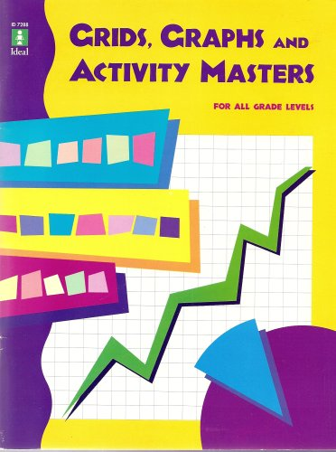 9781564512024: Grids, Graphs and Activity Masters for All Grade Levels (Photocopiable Blackline Masters)