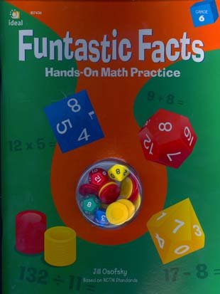 9781564512871: Funtastic Facts: Hands-On Math Practice (Grade 6)