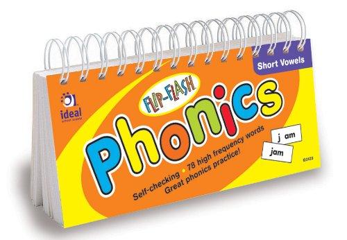 Flip-Flash(tm) Phonics, Short Vowels: School Specialty Publishing
