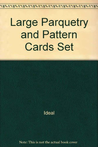 9781564514172: Large Parquetry and Pattern Cards Set