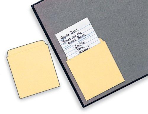 9781564516459: Library Card Pockets