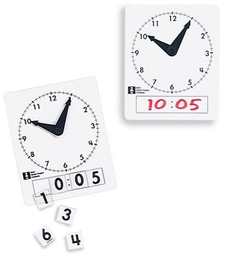 9781564517906: Overhead Clock Faces with Numeral Tiles