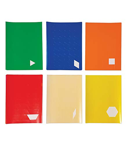 9781564518125: Pattern Blocks Stickers