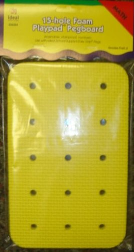 9781564518378: 15-Hole Playpad Pegboard