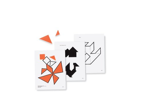 9781564519399: Tangram Pattern Cards